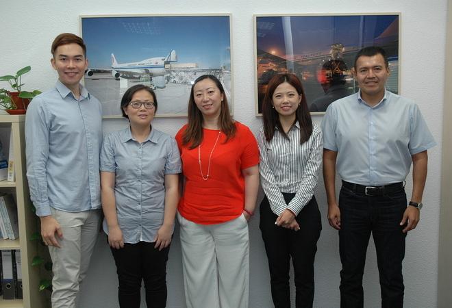 Air china cargo potencia su apuesta por espa a con la for Oficinas de air europa en madrid